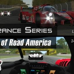 rFactor 2 - Endurance Series (1.0) - Road America - Ligier JS P2