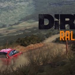 DiRT Rally - Pomona Ekrixi - Citroen C4 WRC - 03:09.109