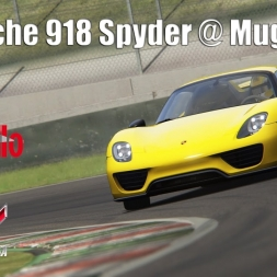 Porsche 918 Spyder @ Mugello