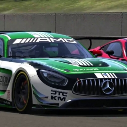 "AC • GT3 World Tour | Mercedes-Benz ""KUNOS 75"" AMG GT3 @ Mugello 
