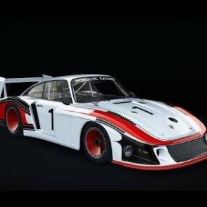Porsche 935/78 Hotlap at Zandvoort | Assetto Corsa Porsche DLC gameplay |