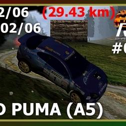 Rally Championship - Campeonato #08 - Ford Puma - 29.43km (PT)