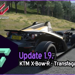 ASSETTO CORSA   UPDATE 1.9   KTM XBOW R - TRANSFAGARASAN   - ESPAÑOL HD -
