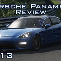 Assetto Corsa Gameplay | Porsche Panamera Turbo G2 Review | Episode 113