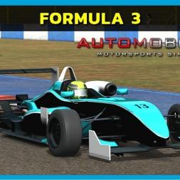 Automobilista - Formula F3 at Goiania Short (PT-BR)