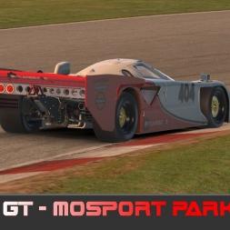 iRacing.com / Kamel GT / Mosport Park - Race Two / Nissan GTP