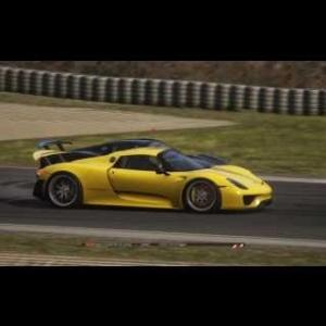 Porsche 918 Spyder / Barcelona / Race / Multiplayer