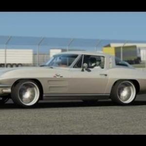 Assetto Corsa 1.9 (1963 Chevy Corvette C2 +S1)
