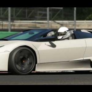 Assetto Corsa 1.9(Lamborghini Reventon Roadster 1.9)