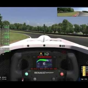 iRacing | Formula Renault 2.0 | Oulton Park | Sunday S4 W8