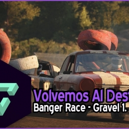 NEXT CAR GAME WRECKFEST | VOLVEMOS AL DESTROZO | BUNGER RACE | GRAVEL 1 | - ESPAÑOL HD -
