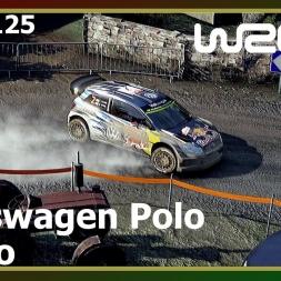 WRC 6 - Volkswagen Polo - Fridão