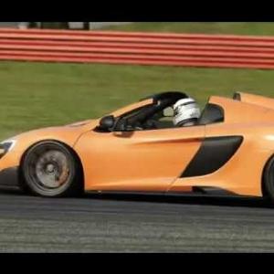 Assetto Corsa 1.9 (McLaren 675LT Spider )