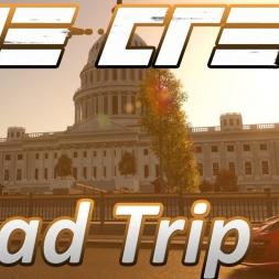 Road Trip - Niagara Falls to Washington D.C. | Time Lapse | The Crew Wild Run [4K]