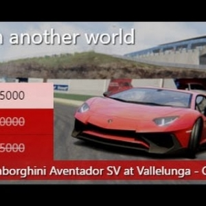 Assetto Corsa Special Events From Another World Silver