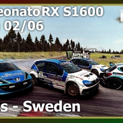Dirt Rally - Campeonato RX S1600 - 08 - Höljes (PT)