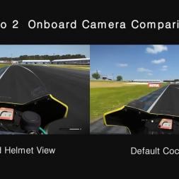Moto2 Onboard Camera Comparison