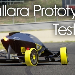 Dallara Prototype Testing - Circuit de Catalunya