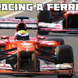 Not for the faint of heart - Pubracing Ferrari F1 - Trackday Tuesdays Assetto Corsa F138 @ Imola