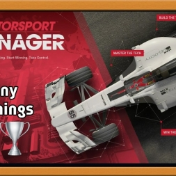 """Motorsport Manager Ep. 3 Career: Shiny Things"""