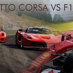 Assetto Corsa VS F1 2016