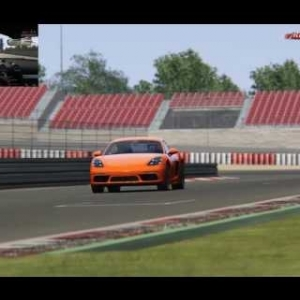 AC Porsche 718 random