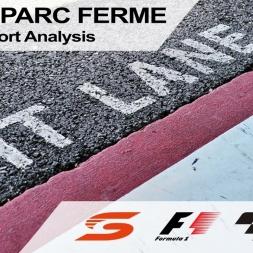 Parc Ferme - Motorsport Podcast ep.2 (F1, Supercars, MotoGP and more!)