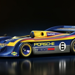Assetto Online: Porsche with 1200 HP and 800 KG