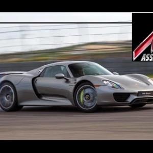 Assetto Online: Porsche 918 vs LaFerrari on the Nordschleife