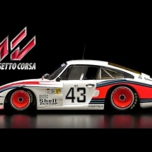 Assetto Online: The 850 HP Moby Dick Porsche on the Nordschleife