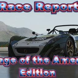 Forza 6: Race Report: Carnage of the Americas Edition