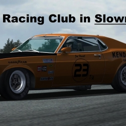 HistorX Racing Club in Slowmotion