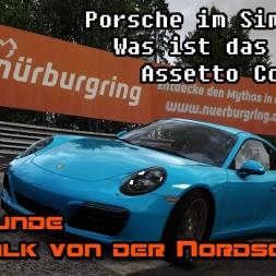Eine Runde - Der Talk von der Nordschleife - Assetto Corsa, Porsche DLC, Format [HD|60FPS]