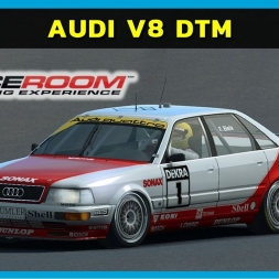 Raceroom - Audi V8 DTM at Chang International Circuit (PT-BR)