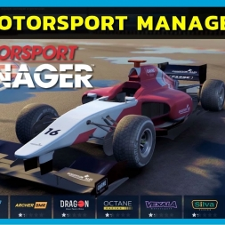 Motorsport Manager PC - First Look (PT-BR)