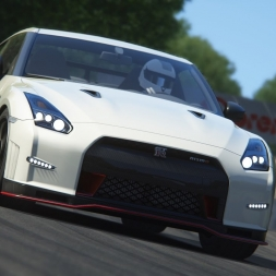 Assetto Corsa - GTR Nismo - 2k Gameplay 1440p 60fps