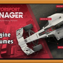 """Motorsport Manager Ep. 5 Career: Engine Fumes"""