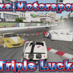 Forza 6: Tripple Luck