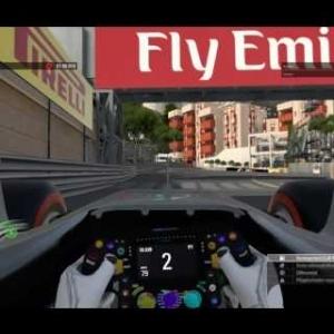 F1 2016 Online Monte Carlo Mercedes 1:15,020 + Setup