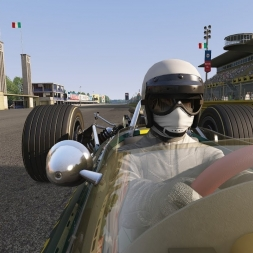 Assetto Corsa: Formula 1 1967 Lotus 49 @ Monza Historic - The Jim Clark Achievement