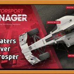 """Motorsport Manager Ep. 6 Career Mode: Cheaters Never Prosper"""