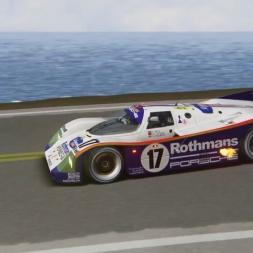 Pacific Coast  - Assetto Corsa - Porsche 962C