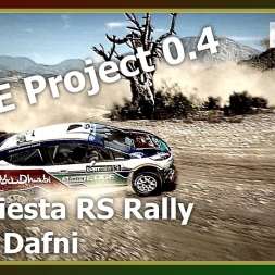 Dirt Rally - RFPE Project 0.4 - Ford Fiesta - ON GRAVEL