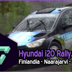 DIRT RALLY | | HYUNDAI i20 RALLY | NAARAJARVI | GAMEPLAY ESPAÑOL