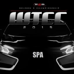 RaceRoom   ESR Championship Round 9 WTCC 2015 @ SPA