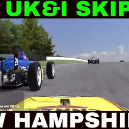 UK&I Skip Barber at New Hampshire Road Course