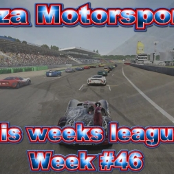 Forza 6: This weeks Leagues Week #46