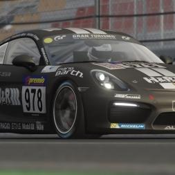 Assetto Corsa   Porsche Pack 1   Porsche Cayman GT4 Clubsport @ Circuit de Barcelona-Catalunya