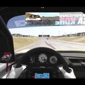 아세토 코르사(Assetto Corsa) 시즌14 어서와리그 2라운드 (Mazda MX-5 Cup @ Riverside Short)