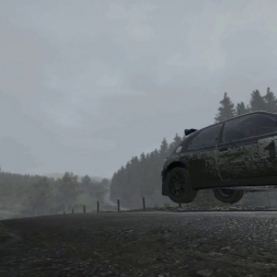 Dirt Rally River Severn valley Peugeot 306 top 65 6:20:101
